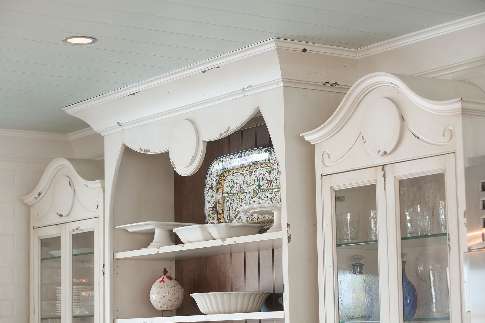 Mullet Cabinet — Whimsical Disney-Inspired Kitchen