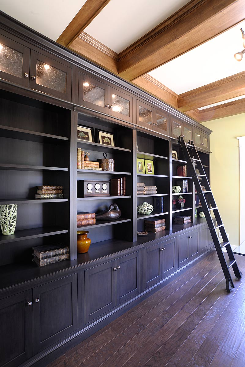 Mullet Cabinet Library Shelving