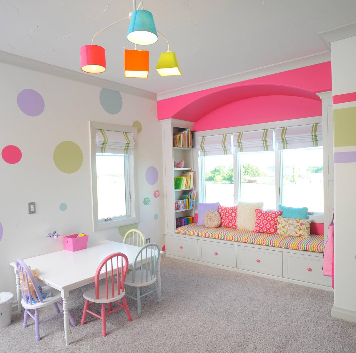 Colorful Playroom: Colorful Playroom