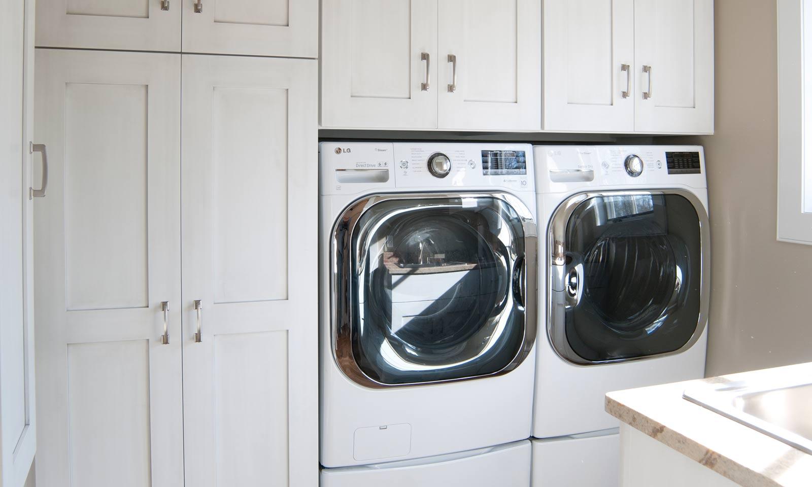 Mullet Cabinet Built In Washer Dryer