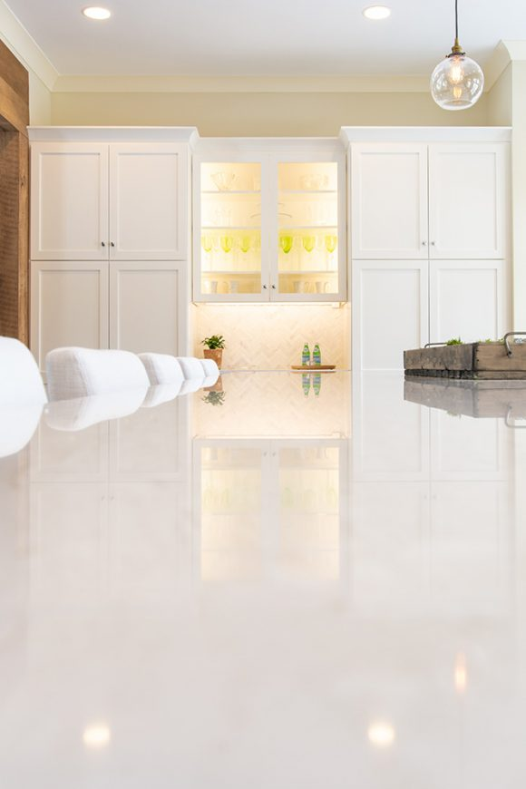 White-Cabinets-Quartz-Countertop